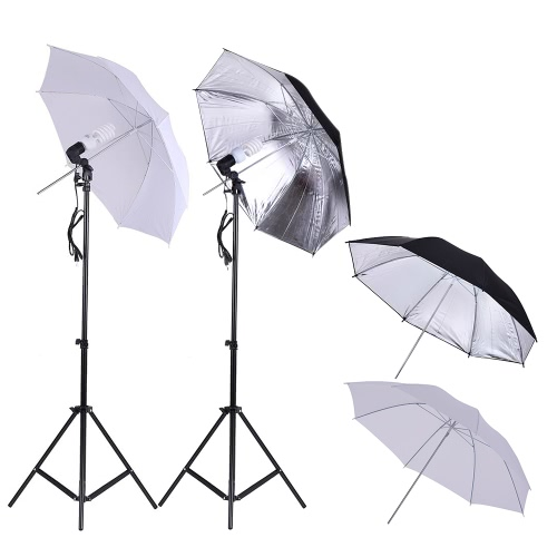 Andoer Photo Studio Continuous Umbralle Lighting Kit