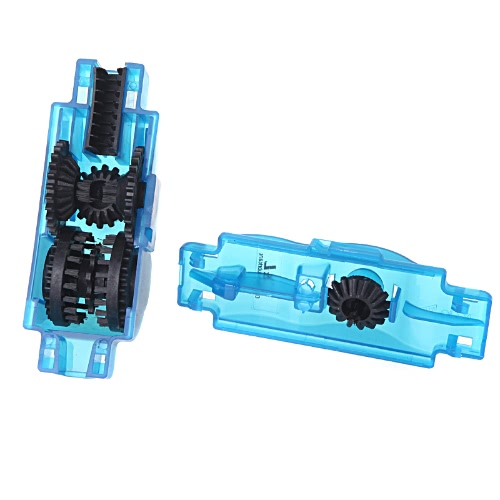 Bicycle Mountain Bike Chain Cleaner Tools Flywheel Brush Scrubber
