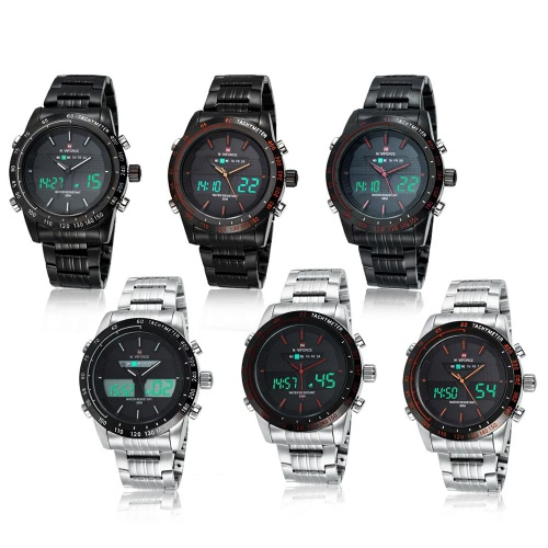 NAVIFORCE NF9024 Quartz Sports Wristwatch