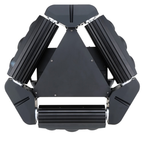 140W Color Changing Beam Triangle Gobo Pattern LED Stage Light